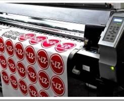 Технология печати самоклеющихся наклеек, их виды и сфера применения
